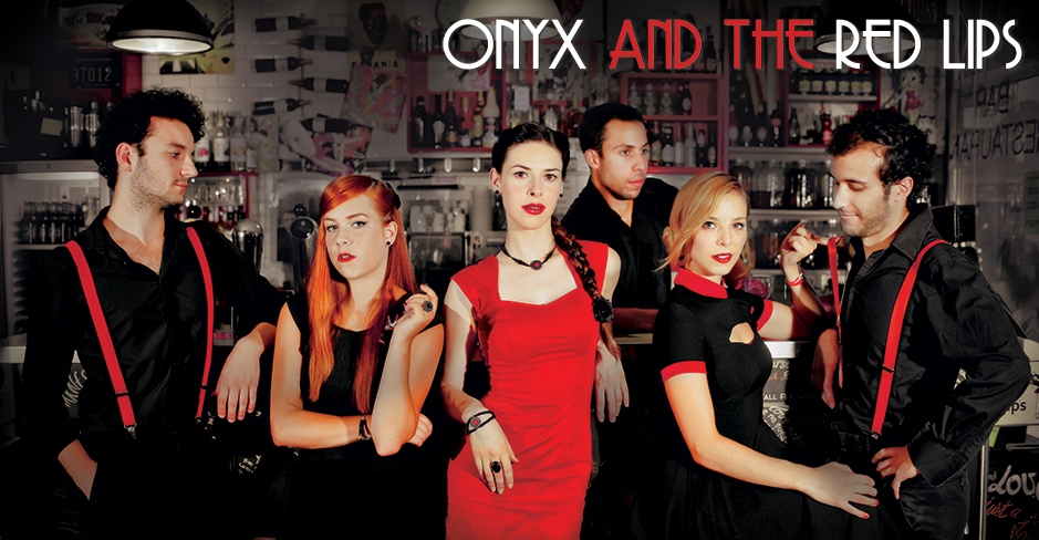 Onyx and the Red Lips